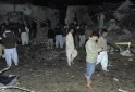 Serial Blasts Rock Pakistan