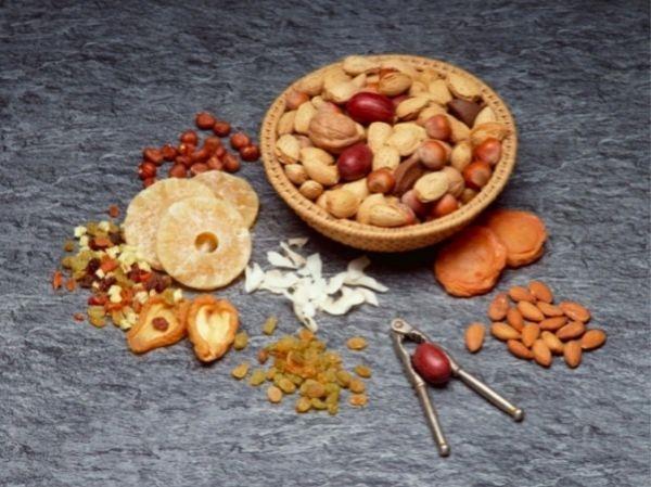 Healthy Gluten Free Snack # 1: Nuts