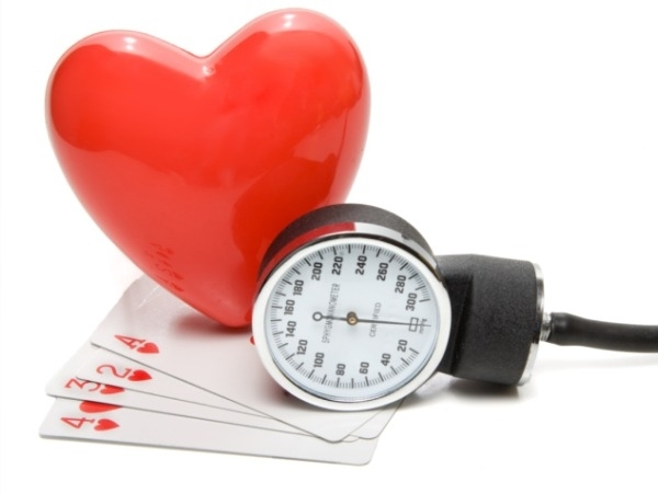 Effect of Depression #6: Fluctuation in the blood pressure