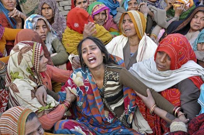 PAKISTAN-INDIA-MILITARY-KASHMIR-UNREST