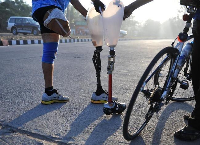 CYCLING-INDIA-DISABLE