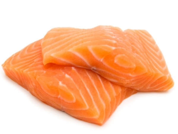Healthy Hair Food # 1: Salmon