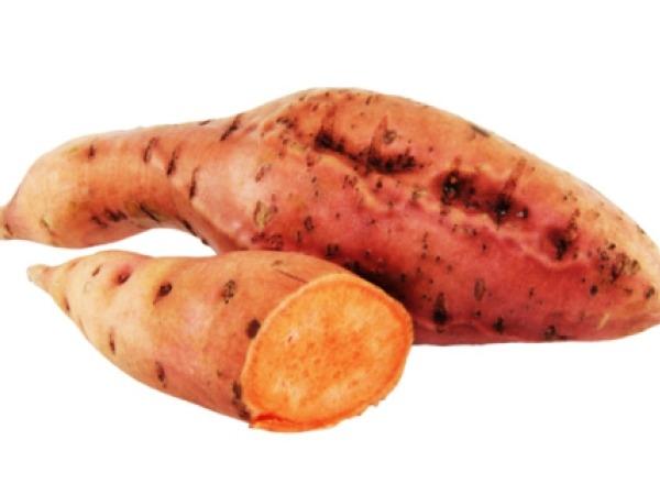 Healthy Hair Food # 16: Sweet potatoes