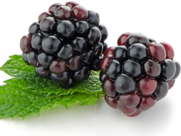 Food for Health and Longevity # 4: Black raspberries
