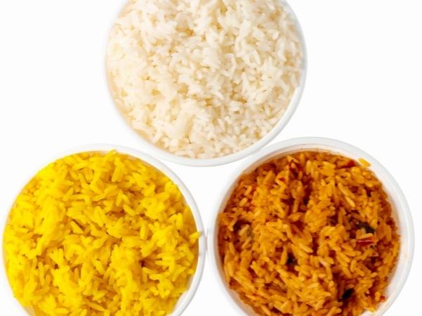 Healthy Gluten Free Snack # 11: Rice