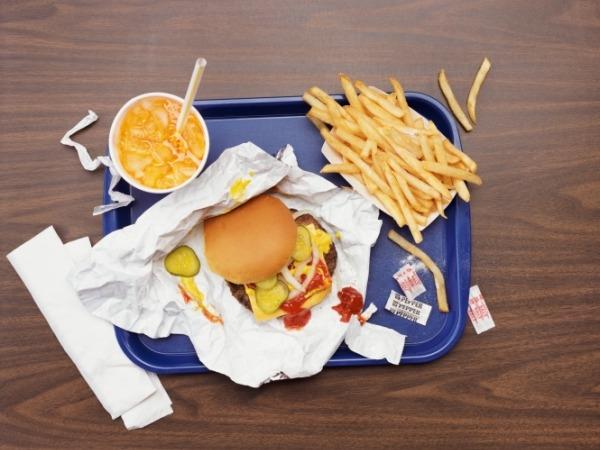avoid taking junk food