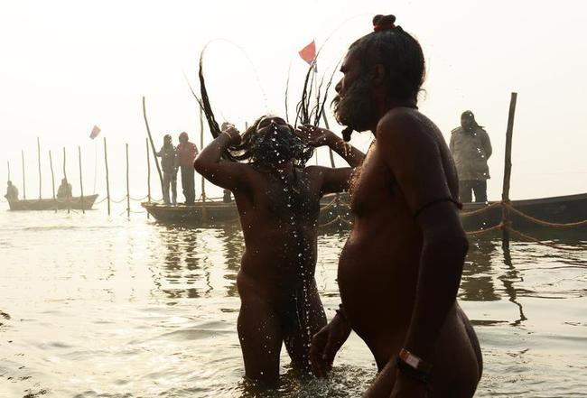 Maha Kumbh Begins