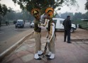 Soldiers Chill @ Republic Day Prep