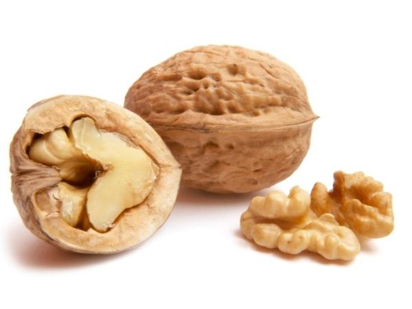 Healthy Hair Food # 10: Walnuts