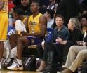 Celeb Spotting @ NBA