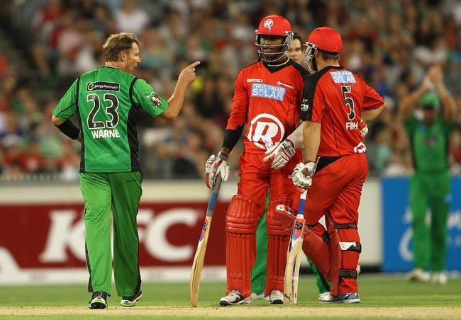 Shane Warne Banned After Big Bash Bust-Up