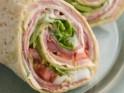 Healthy Gluten Free Snack # 18: Lettuce wraps