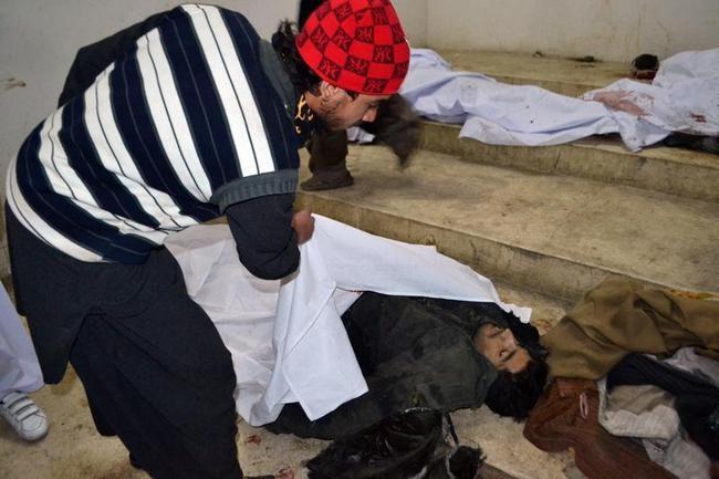 Serial Blasts Rock Pakistan