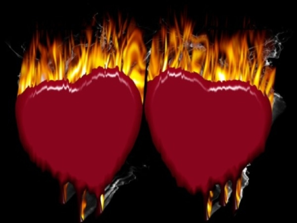 Break- Up Effects # 1: Heart break can cause melts the health of your heart!