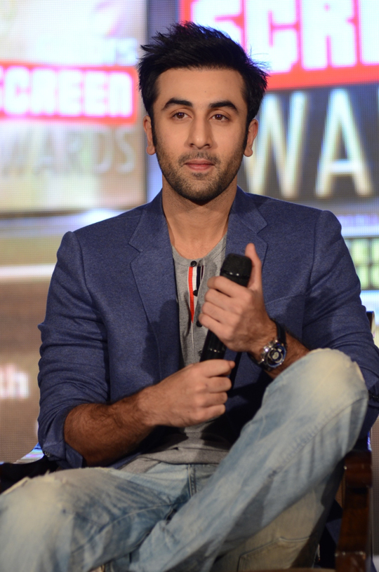Ranbir Kapoor announced the 19th Annual Colors Screen Awards