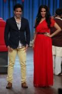 Tusshar Kapoor and Neha Dhupia