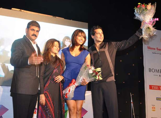 Bipasha Basu and Dino Morea