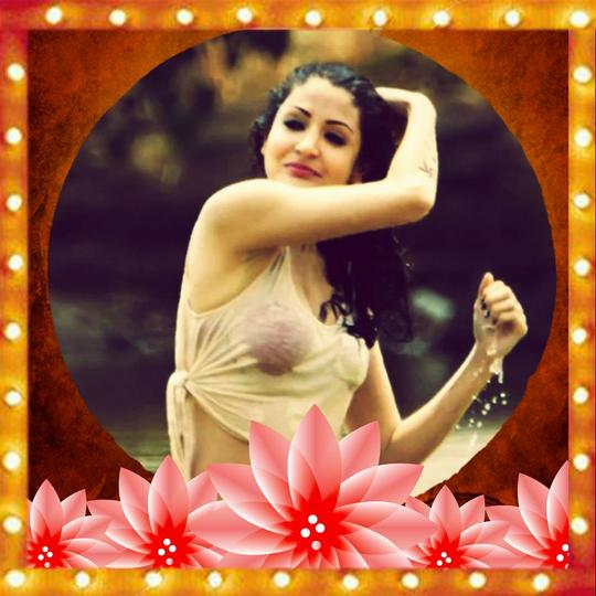 Unfairly labeled as a talented-but-boring face in her debut film, Anushka Sharma has come a long way from being the shy Taani to the bold Bijlee. While Anushka's skimpy outfit and naughty one-liners in the swimming sequence of Matru Ki Bijlee Ka Mandola are already a hit; here's celebrating this confident babe's love affair with the bikini.