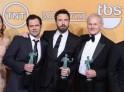 Rory Cochrane, Ben Affleck and Victor Garber