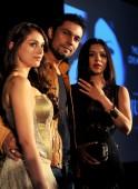 Randeep Hooda, Aditi Rao Hydari and Sara Loren