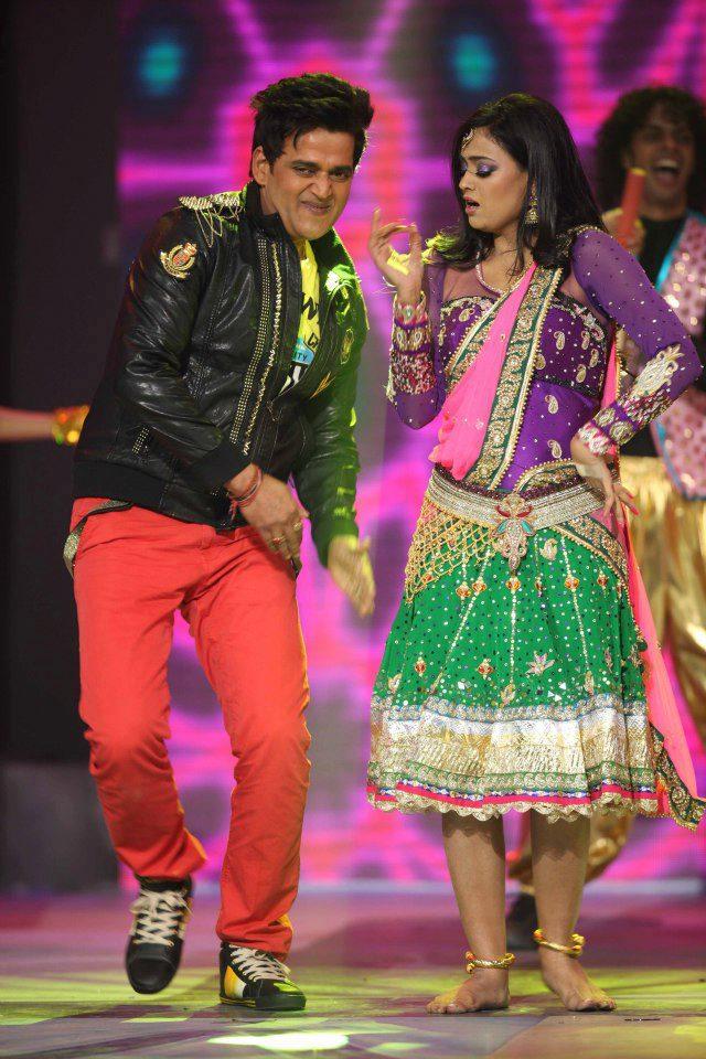 Ravi Kissen, Shweta Tiwari