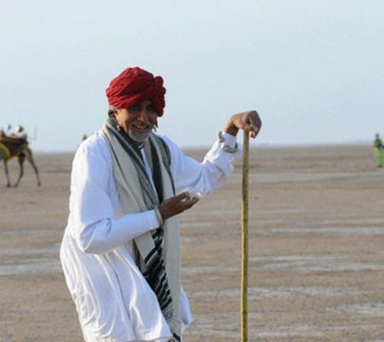 Amitabh Bachchan: Gujarat