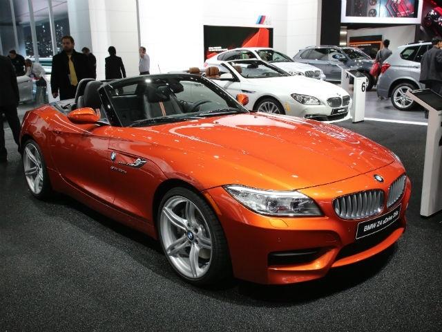 BMW Z4 S-Drive 35is