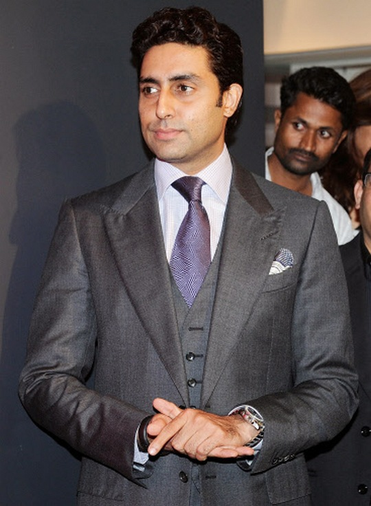Abhishek Bachchan-