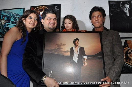 Dabboo Ratnani hosted his annual bash in Mumbai to celebrate the launch his 2013 calendar. And as always his superstar friends made it a point to be there to cheer for him and his family.Courtesy: UTV Entertainment Television Limited/Facebook