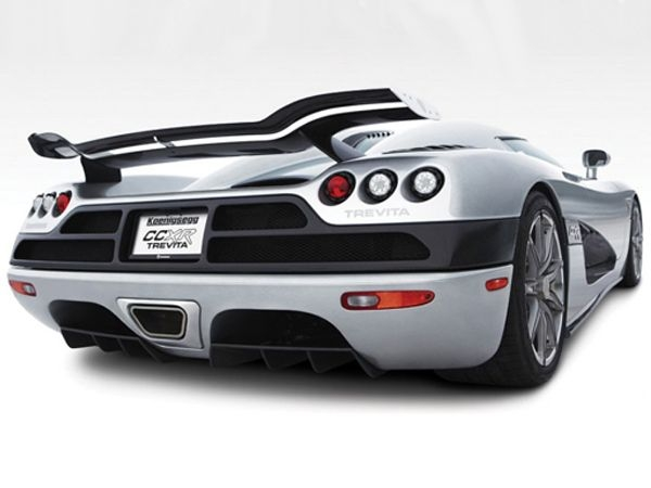 5 of the Most Exclusive Super Cars