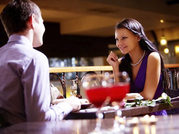 Re-flirt to reconnect: Remember the days when you'd enjoy flirting (not just with your partner) just for the pure pleasure of flirting? Indulge in some re-flirting with your partner. Playact one of your first dates. For instance, show up at a bar separately, pretend to be strangers and seduce each other.