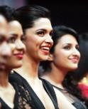 Deepika Padukone, Parineeti Chopra