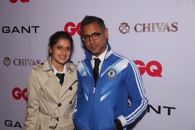 Rima and Nikhil Mehra