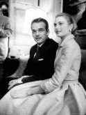 Grace Kelly & Rainier III, Prince of Monaco