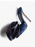 Jimmy Choo pumps in Benarsi brocade