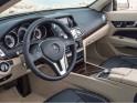 Mercedes-Benz E-Class Cabriolet, E 350 BlueTEC, model year 2013, interior