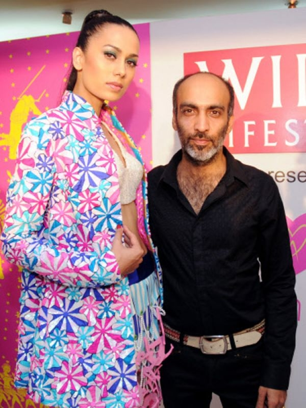 Manish Arora: We love kitsch and so does Manish Arora! If the Indian runway has seen quirky and upbeat outfits of late, then thanks to this designer. Psychedelic hues, and patterns influenced by Indian crafts like embroidery and appliqué among others, Manish Arora has won our hearts for sure