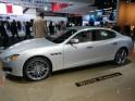 Maserati Quattroporte World Premier