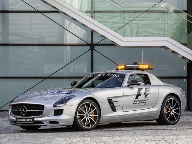 Mercedes-Benz SLS GT F1 Safety Car