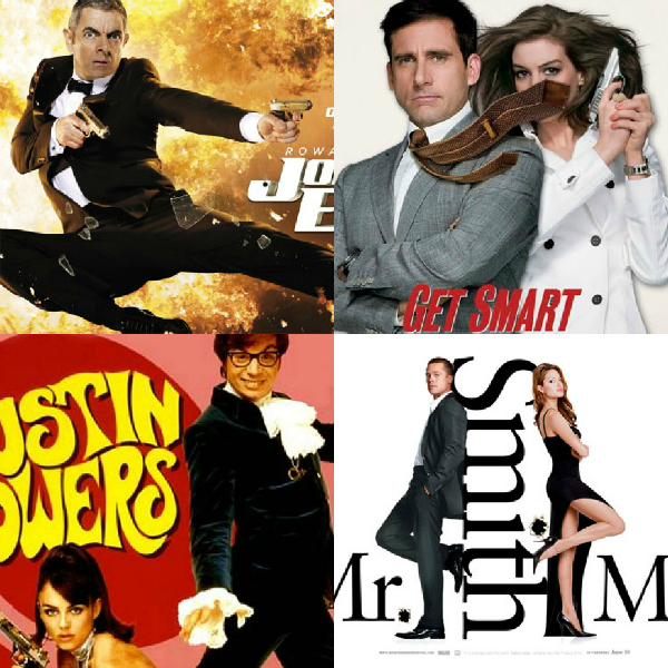 Spy movies have been the staple diet of movie fanatics since ages. Made famous by the suave James Bond, spy movies have sprung out to be a subgenre in itself. Let's have a look at the funniest spy flicks that are guaranteed to tickle your funny bone...