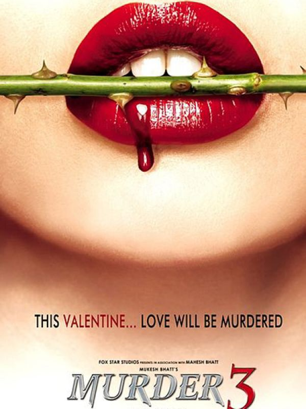 Murder 3: Murder 3 is scheduled to release in February and is an official remake of the Spanish thriller The Hidden Face. Randeep Hooda, Aditi Rao Hydari and Sara Loren will be starring in the film.