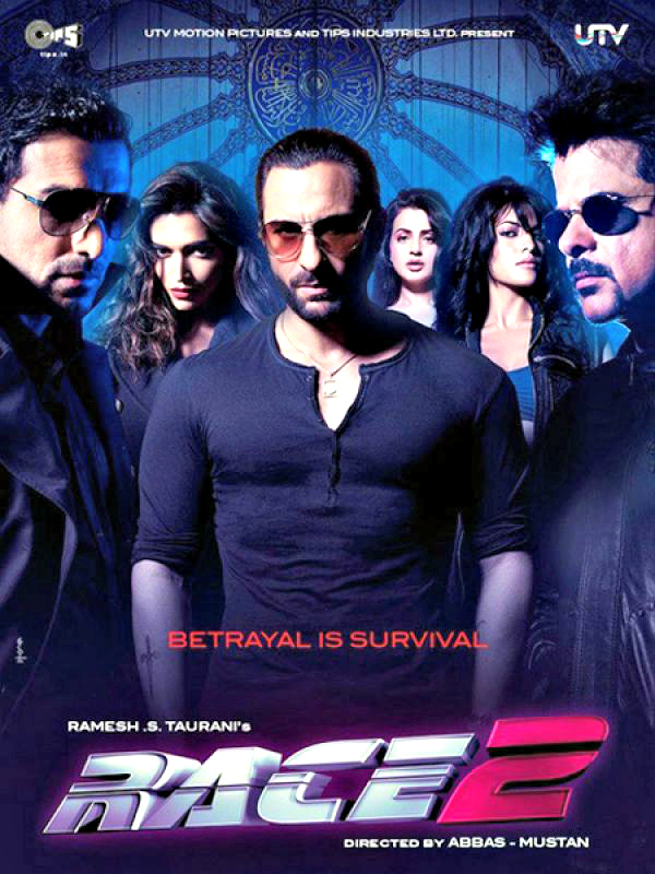 Race 2: Scheduled to release on January 25, Race 2 is the sequel to the 2008 superhit film Race. The star cast includes Saif Ali Khan, Anil Kapoor, Deepika Padukone, John Abraham, Jacqueline Fernandez and Ameesha Patel.