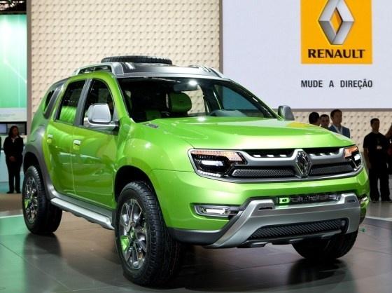 Renault D-Cross