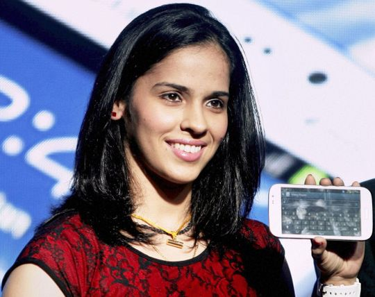 According to Saina Nehwal: