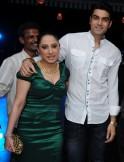 Sanober Kabir and Rajiv Singh