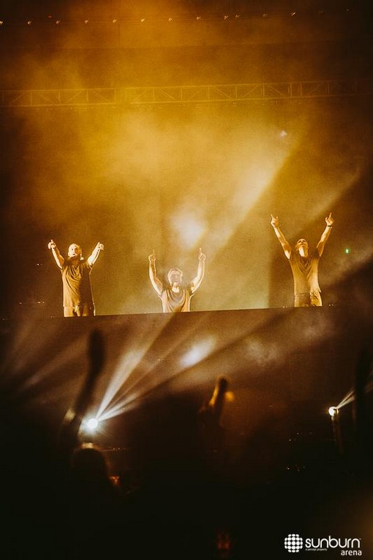 Swedish House Mafia, Mumbai