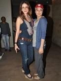 Suzanne Roshan & Preity Zinta