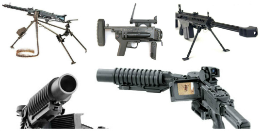 Countries tend to pump in tonnes of money to stay ahead in arms' race by getting themselves equipped with the most deadliest and fiercest weapons available to wield in a war. Here's a compilation of the top 10 weapons we dread the most!