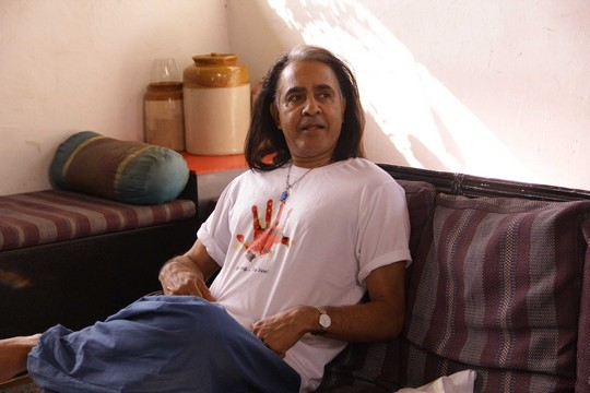 Biddu will be recreating Nazia Hassan's 'Aao Na Pyaar Karein' for Luke Kenny's Rise Of The Zombie. Biddu says,