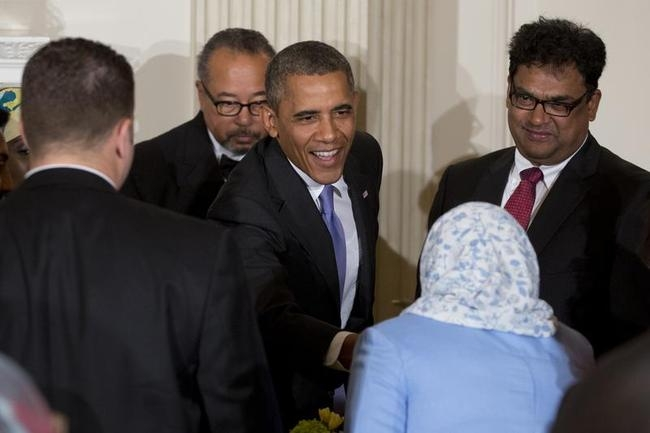 Obama Hosts Ramzan Dinner at White House
